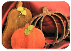 Fluted Pumpkins Class 2 Oh My Crafts Classes for 50% Off!  Two Days Only!  Plus 20% Code.