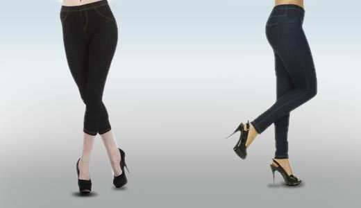Jeggins Deal $12.99 for Super Soft Ankle Length Jeggings   Shipping Included