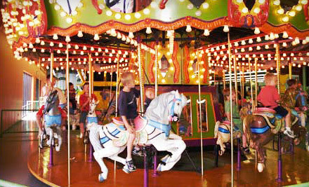 Jungle Jims Playland Save 51% at Jungle Jims Playland in Midvale! $22 for 5 All Day Passes