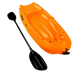 Lifetime Wave Youth Kayak from Walmart 296x300 Youth Kayak for $100 (Reg $130)