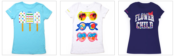 Little Miss Matched Graphic Tees1 Graphic Tees at Little Miss Matched Only $5.33 Shipped: Last Day!