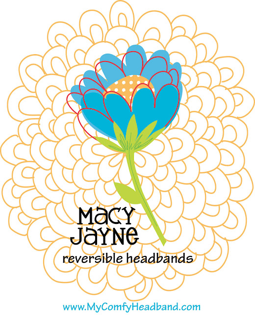Macy Jayne Reversible Headbands One Year Blog Anniversary!!  Check Out Our Sponsors