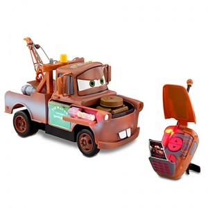 Mater RC 300x300 Disney Store: Cars 2 Transforming Mater RC $15 Shipped! Plus More Markdowns!