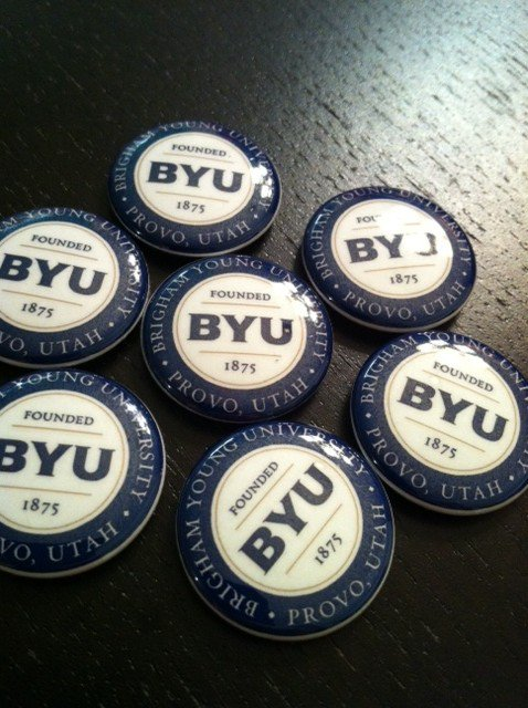 Muffin Top BYU *Last Day* Blogiversary Giveaway #7:  4 Sets of Muffin Top Fridge Candy Magnets *2 Winners*