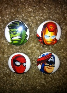 Muffin Top Super Hero 217x300 *Last Day* Blogiversary Giveaway #7:  4 Sets of Muffin Top Fridge Candy Magnets *2 Winners*