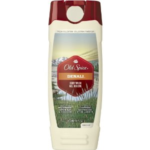 Old Spice Deal Old Spice Fresh Collection Denali Body Wash (Pack of 3) $7.91