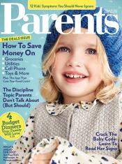 Parents Magazine Aug Parents Magazine Only $3.50/year!