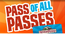Pass of all passes Pass of All Passes only $29 (regularly $74.95)!