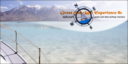 Salt Lake Boat Tour Great Salt Lake Sail Boat Tour for 6: $99!