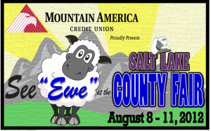 Salt Lake County Fair 300x186 Salt Lake County Fair   Save on Rodeo Tickets This Friday!