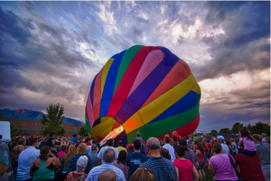 Sandy Hot Air Balloon Festival 300x200 Sandy Hot Air Balloon Festival (August 10 11)