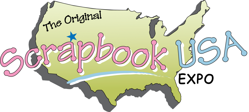 Scrapbook USA Logo 1024x462 *Last Day* Blogiversary Giveaway #5:  2 Tickets to Scrapbook USA Expo *Utah*
