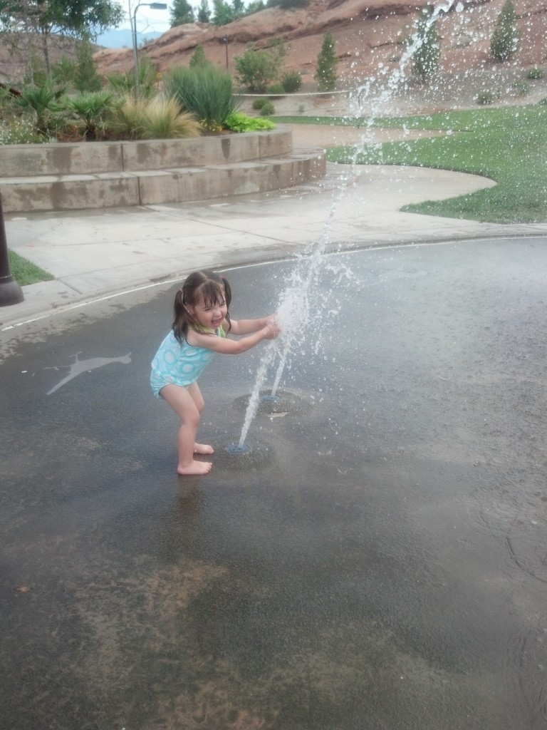 Splash Pad S 768x1024 Time to Conquer! Week 10:  Dieting on Vacation?!