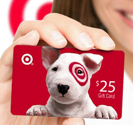 Target Gift Card *Last Day* Blogiversary Giveaway #4:  $25 Target Gift Card from Town Freebies *Utah*