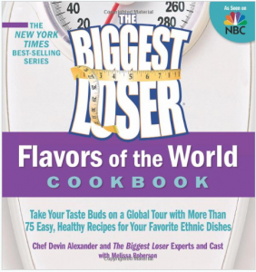 The Biggest Loser Flavors of the Wold cookbook deal discount 282x300 Biggest Loser Flavors of the World Cookbook   $3.78 shipped (reg $21.99)