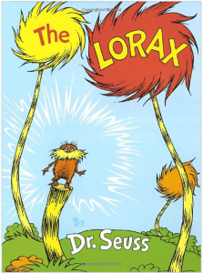 The Lorax hardcover book 223x300 The Lorax   Hardcover book   $8.96