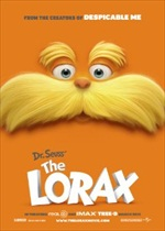 The Lorax Im The Lorax!  I Speak for the Trees!  *Review*