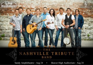 The Nashville Tribute Band 300x208 Winner Winner!