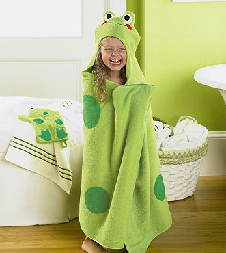 bath towel single Jumping Bean Bath Wraps $8.98 shipped (reg $29.99)