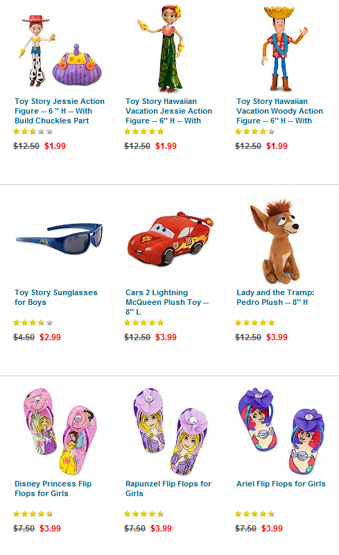 disney sale Disney Store: Cars 2 Transforming Mater RC $15 Shipped! Plus More Markdowns!