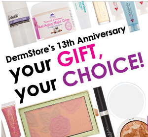 free stuff $46 in skin care + Free mystery gift + free shipping w/ $8 purchas