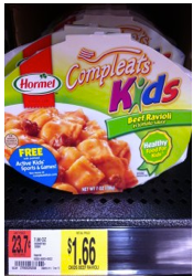 hormel completes coupon deals $1 off Hormel Completes coupons + Walmart scenario