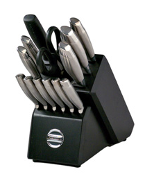 kitchenaid knife block KitchenAid 14 Piece Knife Block Set as low as $51 ($143 Value)