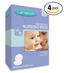 lansinoh nursing pad deal Lansinoh Nursing Pads 240 ct $25.64 (less than Walmarts Rollback Price)