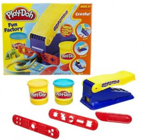 play dough set PlayDoh Creative Play Fun Factory $8.03 ($20 off!)