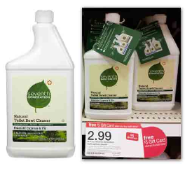 seventh generation cleaning deals Seventh Generation Cleaners deals at Target