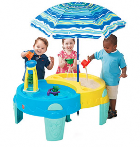 shady oasis 286x300 Step2 Shady Oasis Sand & Water Table: Only $49!