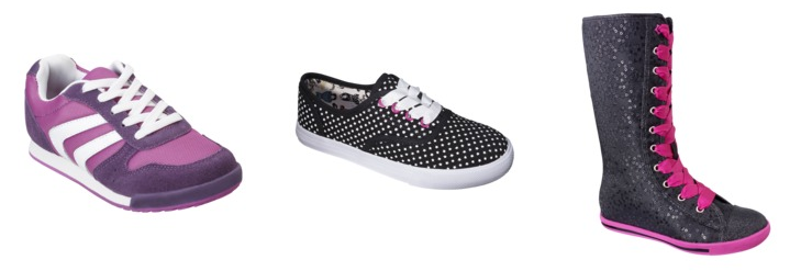 target girls shoes Target Kids Shoes: Buy 1 Get 1 50% Off