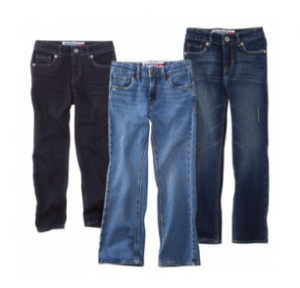 target jeans deal 300x288 Target Clearance Clothing 10% off + free shipping = $9 Girls Jeans + more...