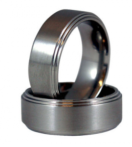 titanium ring deal 270x300 Titanium Ring   double edge   $9.98 shipped!