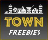 townfreebies One Year Blog Anniversary!!  Check Out Our Sponsors