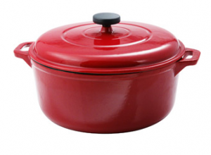tramontina cast iron dutch over walmart 300x220 Tramontina 6.5 Quart Cast Iron Dutch Oven   Only $35! Plus Dutch Oven Cobbler Recipe!