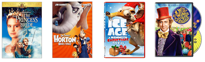 walmart family movie deals Walmart Family Movie Deals: Starts at $2.50!