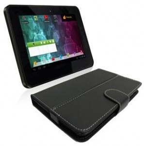 7 inch tablet 297x300 $89 for 7.0 Touchscreen Tablet with WiFi, Leather Case Included!