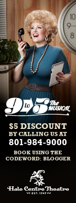 9to5 DiscountBanner Winner Winner! 2 Tickets to 9 to 5 The Musical on Wed!!  {4 Winners}