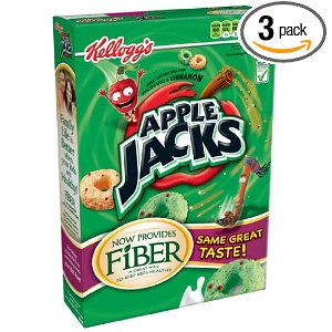 Apple Jacks Awesome Cereal Deals on Amazon!  $1.74 each Shipped FREE!