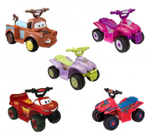 Disney 6V Batter Powered Ride on 300x273 Disney 6V Battery Powered Ride on   $49.87! (TODAY ONLY!)