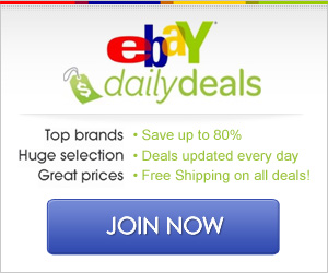 Ebay Daily Deals Amazing Ebay Daily Deals!