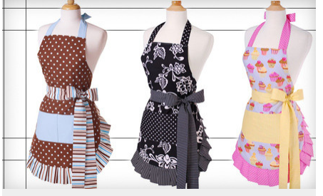 Flirty Apron $15 for $30 Voucher at Flirty Aprons.  Get Now and Save for Later!