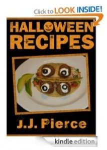 Halloween recipe book 213x300 FREE eBook: Halloween Recipes: 24 Cute, Creepy, and Easy Halloween Recipes for Kids and Adults