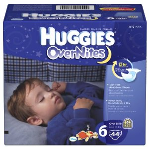 Huggies Overnites *Hot*  Huggies OverNites Diapers $.23 each!!