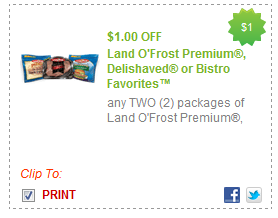Land O Frost Coupon Best Maceys Deals 9/24 – 9/29