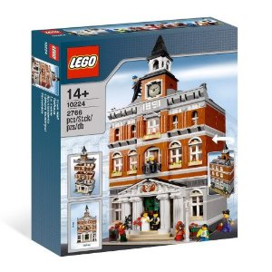 Lego Town Hall LEGO Sale Today on Amazon!