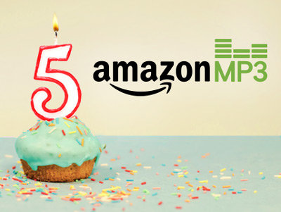 MP3 5th Birthday Your Favorite MP3 Song for only 5 Cents!!