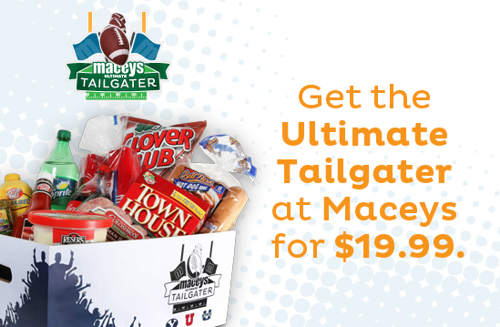 Maceys Ultimate Tailgater Deal NEW Maceys Giveaway!! *Utah Only*