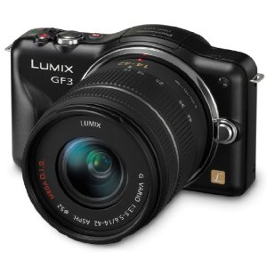 Panasonic Camera *Hot*  46% off Panasonic Lumix Camera System with 14 42mm Zoom Lens!!